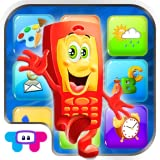 Phone for Kids - All in One Activity Center for Children HD