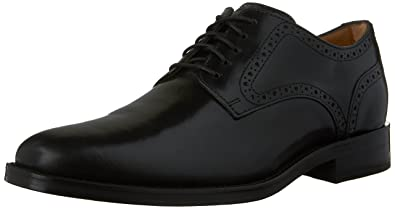 Cole Haan Men's Madison Grand Plain Oxford, Black, ...