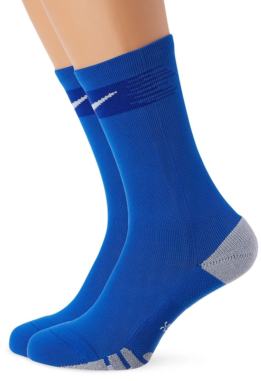 Nike Crew Sock Calcetin, Unisex Adulto, Royal Blue/Bright Blue ...