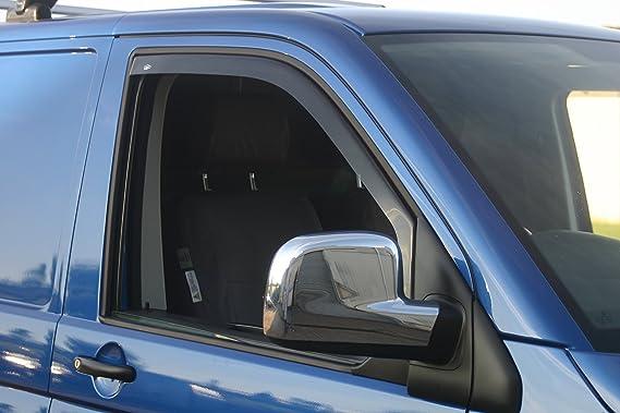 Windabweiser Regenschutz Für Vw Transporter T6 Ab Bj 2015 Für Den Inneneinbau 24024 Auto