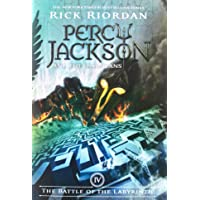Image for The Battle of the Labyrinth (Percy Jackson and the Olympians, Book 4)