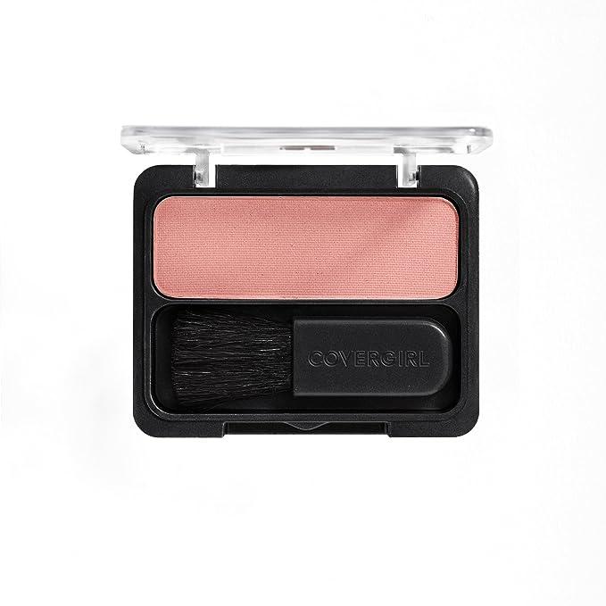 COVERGIRL Cheekers Blendable Powder Blush Pretty Peach, .12 oz Blushes at amazon