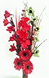 Lien produits séchées & fleurs artificielles Bouquets 85cm prêt pour un vase