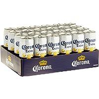 Corona Extra Lager Dosenbier, Einweg Helles (24 X 0.33 L)