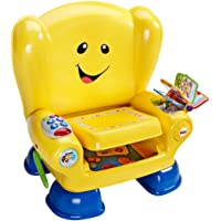 Fisher-Price BHB96 Smart Stages Chair, Educational Toddler Activity Chair Toy with Sounds, Music and Phrases, Suitable for 1 Year Old