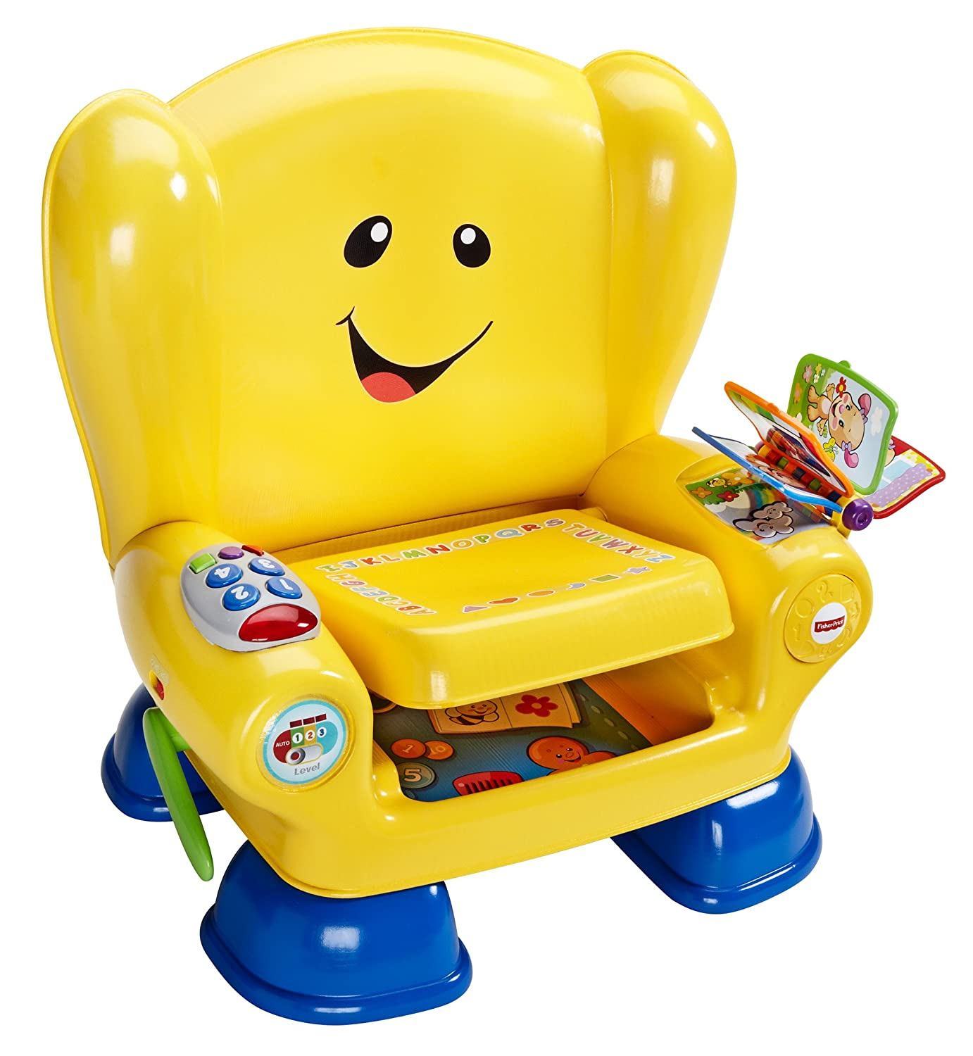 Fisher-Price – Laugh & Learn – Smart Stages Chair – Chaise Éveil Progressif Version Anglaise Fisher Price CFD39