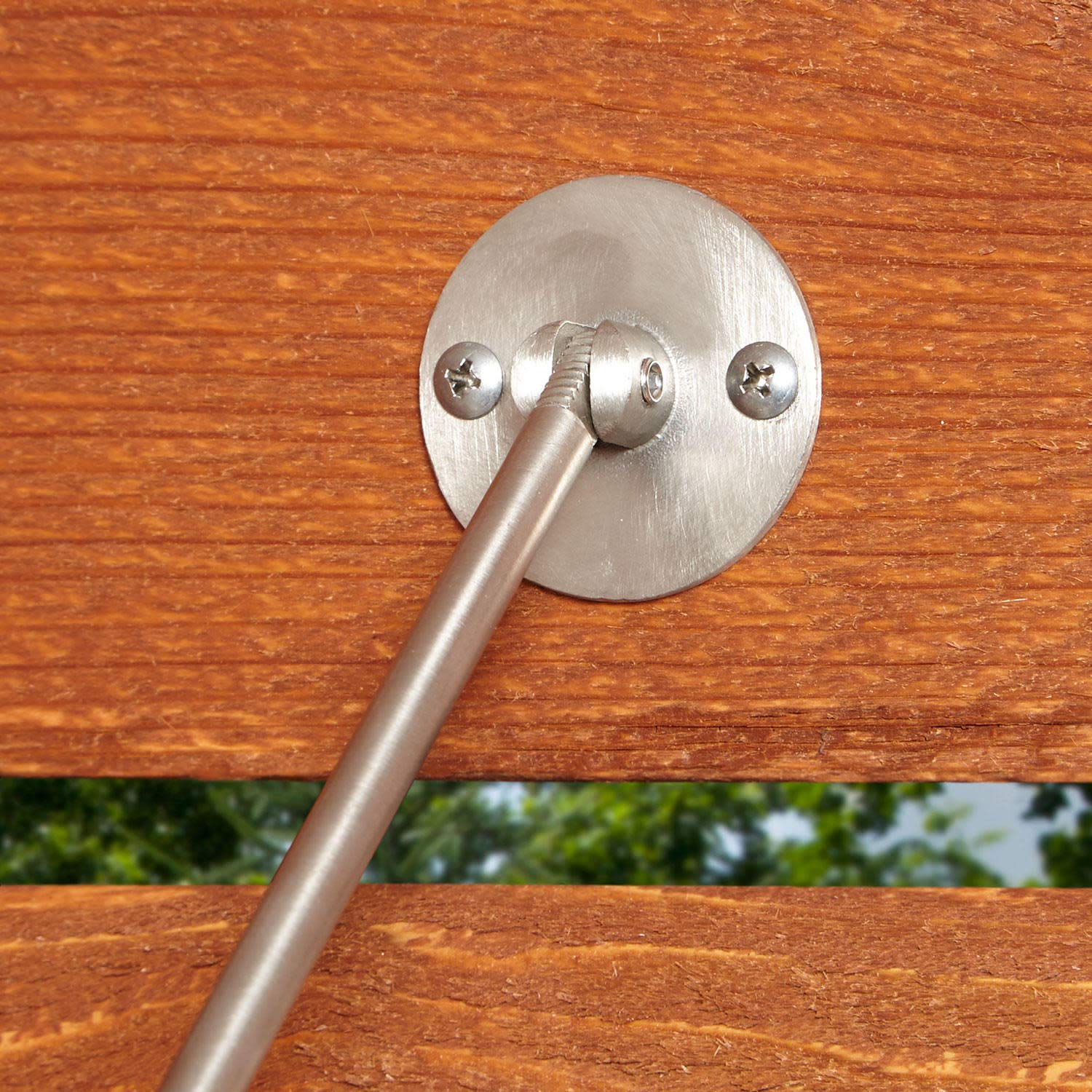 Signature Hardware 401595 Stainless Steel Outdoor Shower Trim with Single Function Shower Head and Pull Chain by Signature Hardware (Image #4)