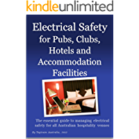 Electrical Safety for Pubs, Clubs, Hotels and Accommodation Facilities