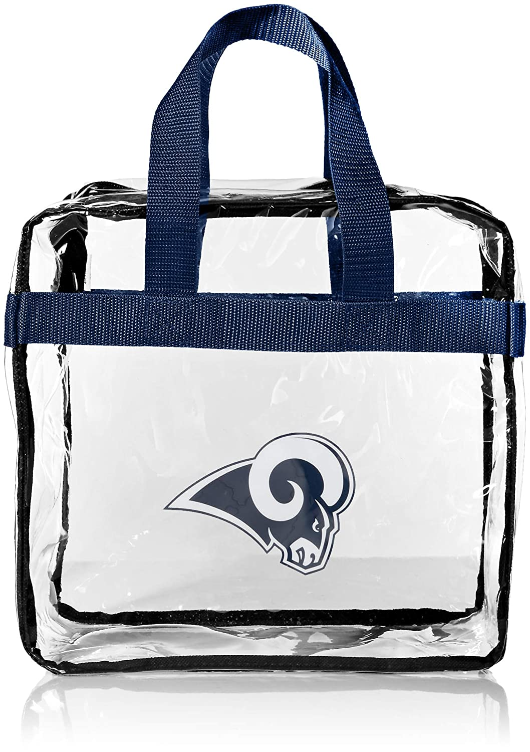 Los Angeles Rams Clear Messenger Bag