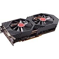 XFX Radeon RX 580 Tarjetas gráficas 648GB hbm23x, DP, HDMI rx-vegmtbfx6, XFX RX 580 8GB