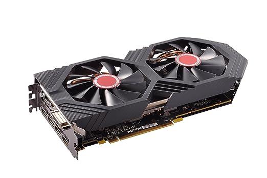XFX Radeon RX 580 GTS XXX Edition 1386MHz OC+, 8GB GDDR5, AMD Graphics Card...