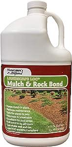 Landscape Loc Mulch & Rock Bond - 1 Gal. (1 Pack)
