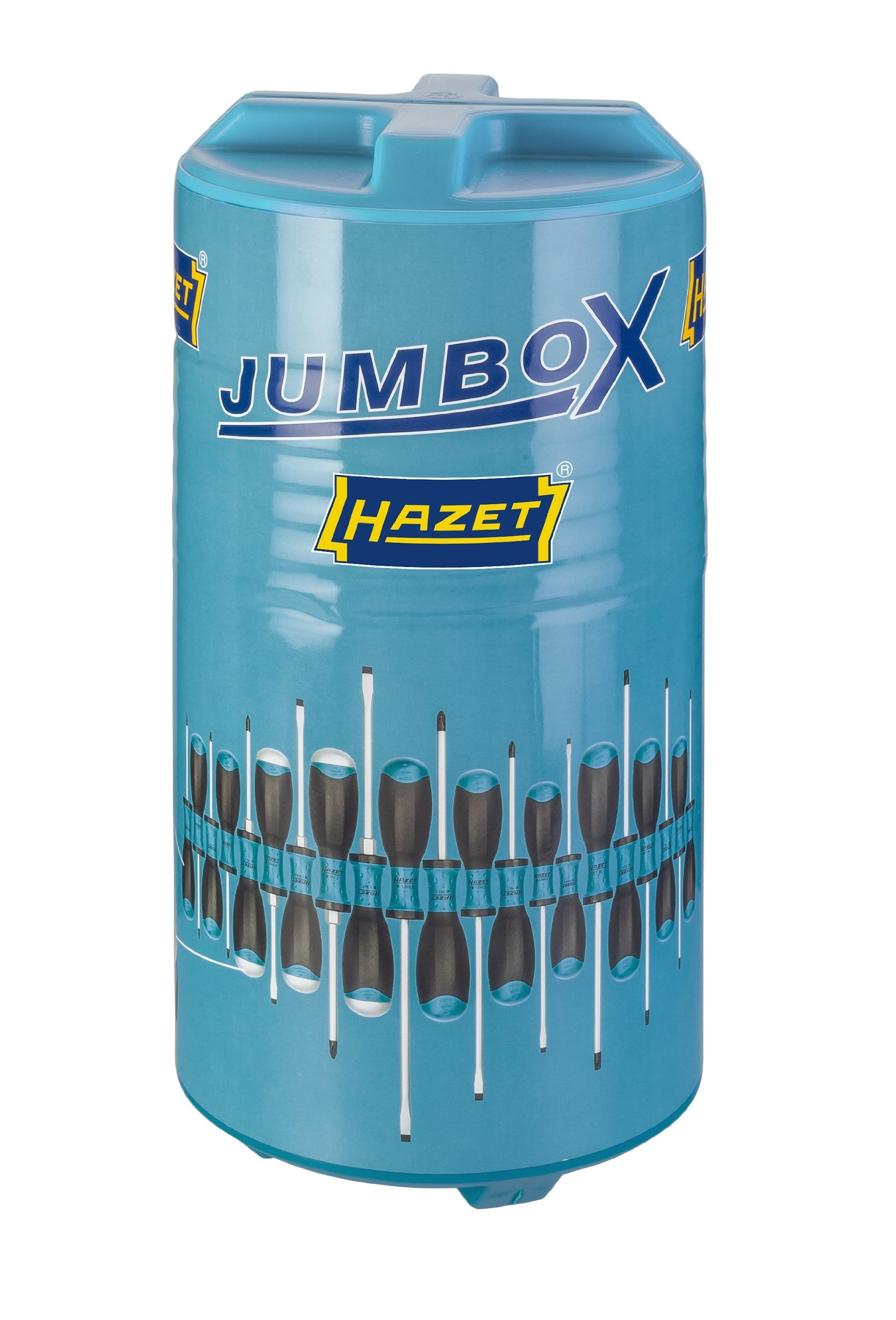Hazet 810SPC/21 Screwdriver Set''Jumbox'' 21 Piece