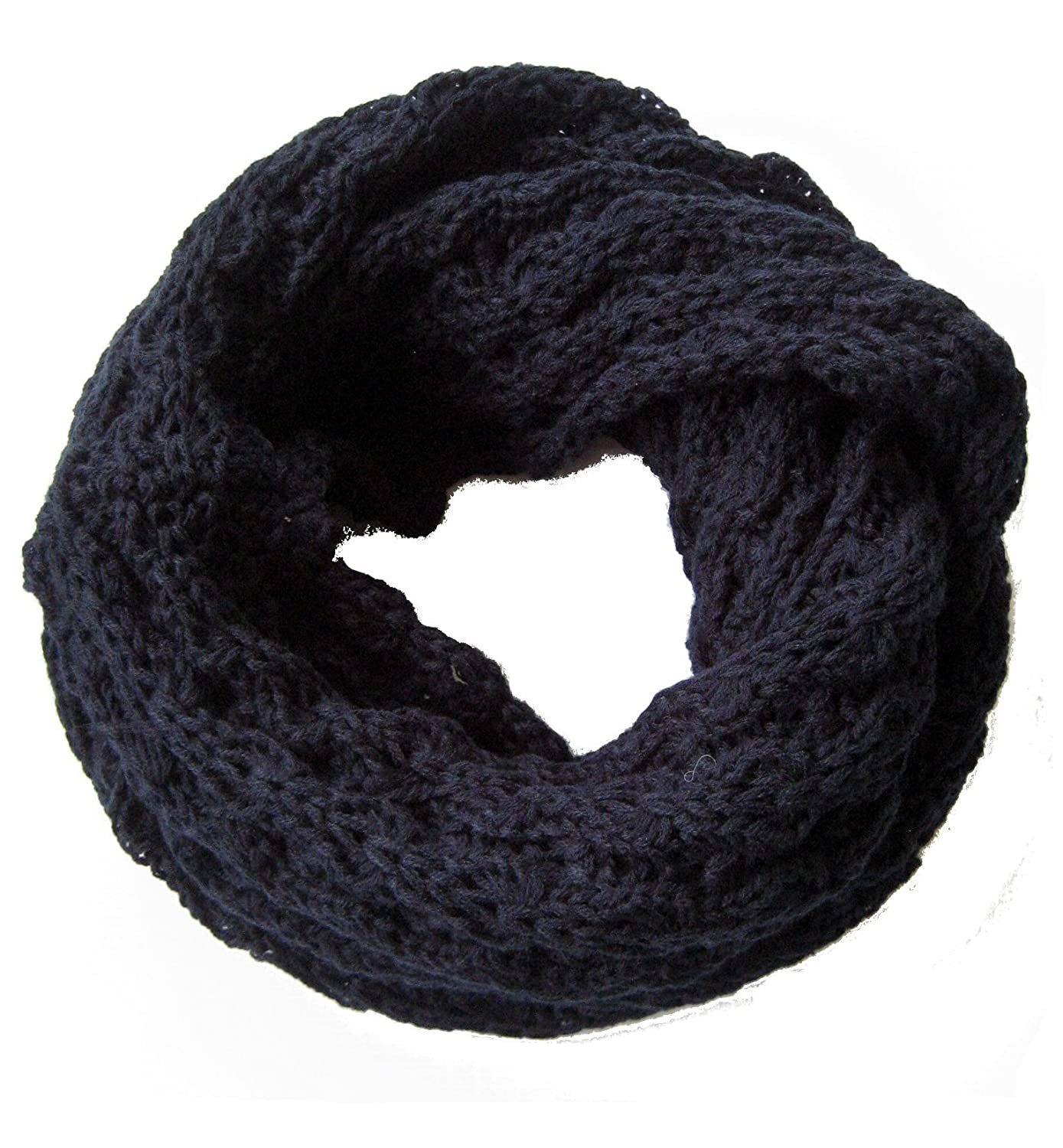 Frost Hats Winter Infinity Scarf for Women IS-1 Knitted Loop Scarf ...