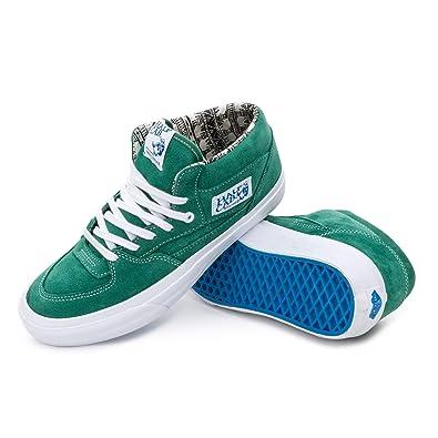 7d5c4b938c Vans Half Cab Pro Ray Barbee OG Emerald  Amazon.co.uk  Shoes   Bags