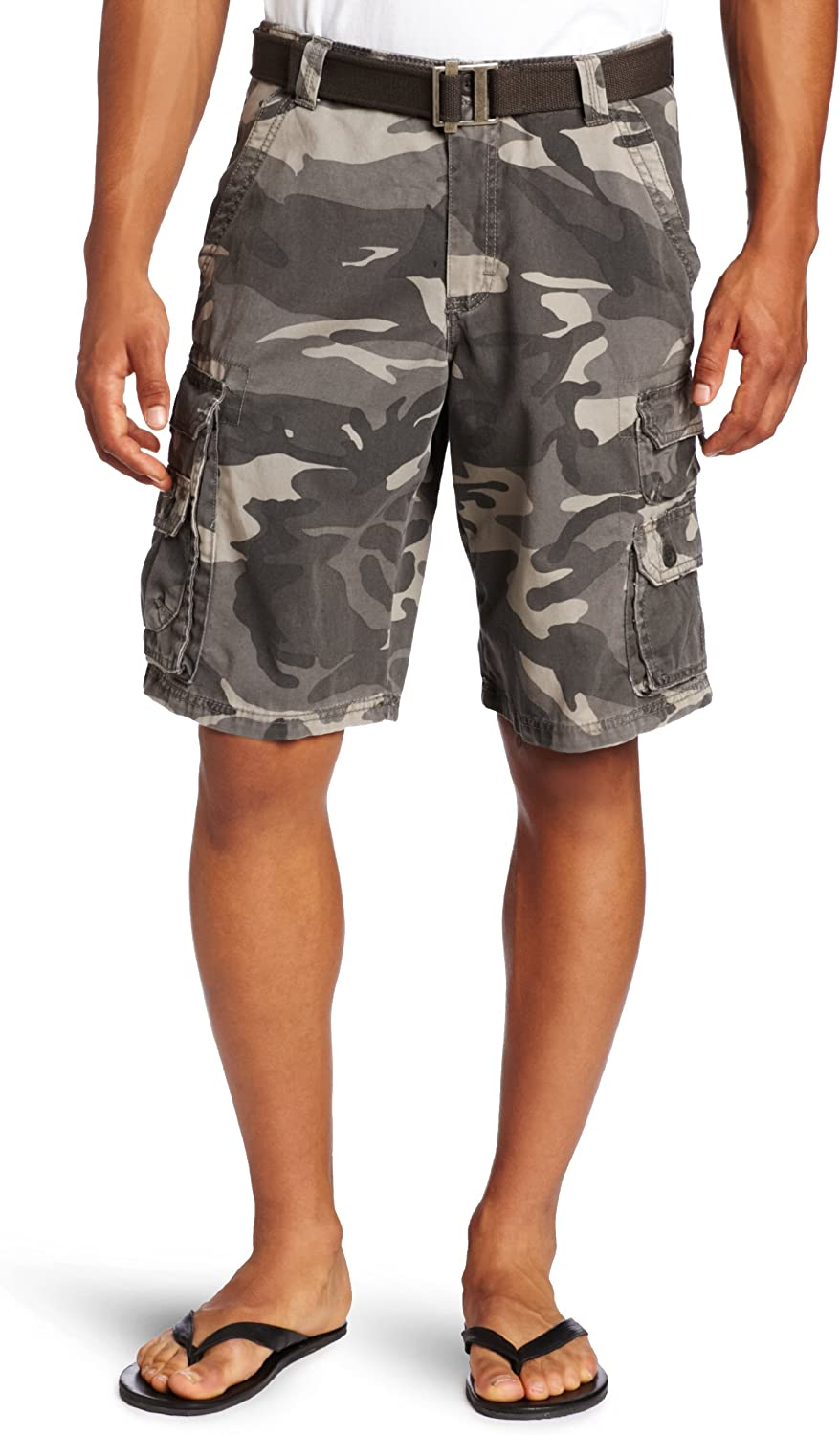 Lee Boys/' Wyoming Solid Cargo Shorts