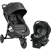 Baby Jogger City Mini GT Travel System, Black