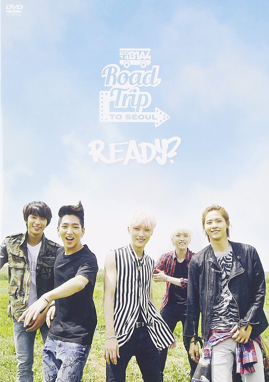 2014 B1A4 Road Trip to Seoul-READY [DVD] B017NIJR8C