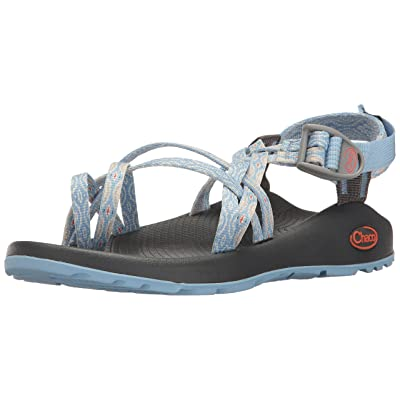 Chaco Women's ZX2 Classic Athletic Sandal, Sphere Blue, 11 M US | Sport Sandals & Slides