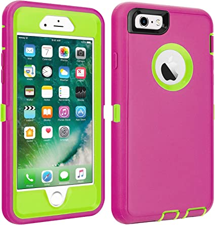 iPhone 6 / 6s Rubber Case