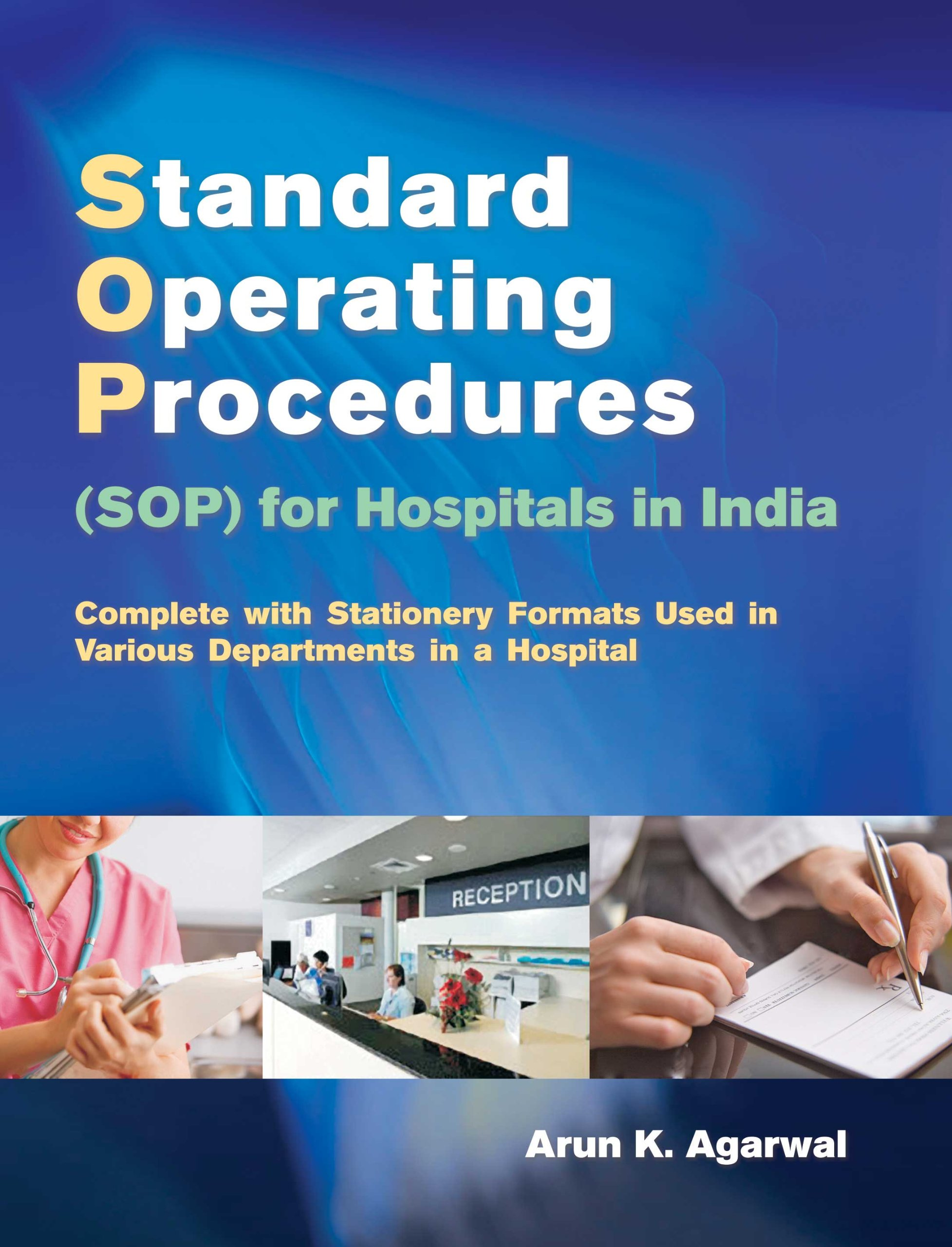Buy Standard Operating Procedures: For Hospital In India Book Online At Low  Prices In India | Standard Operating Procedures: For Hospital In India  Reviews ...