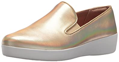 37f2da304bb7 Fitflop Women s Superskate Loafers  Amazon.co.uk  Shoes   Bags