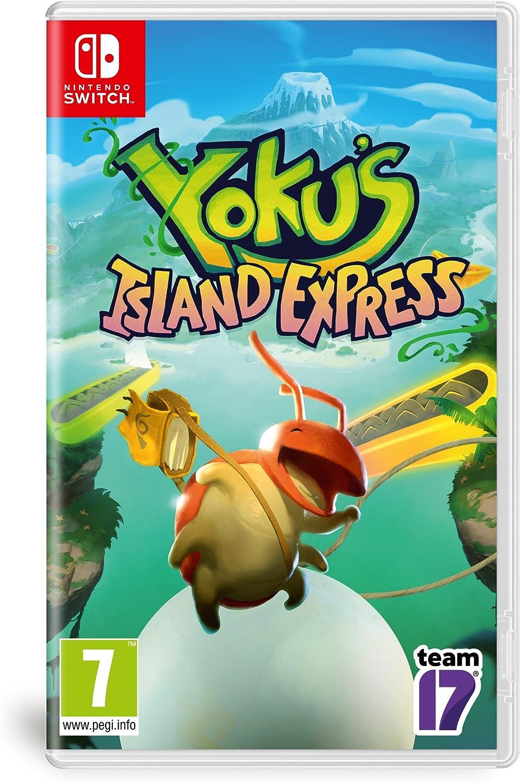 Yokus Island Express: Amazon.es: Videojuegos