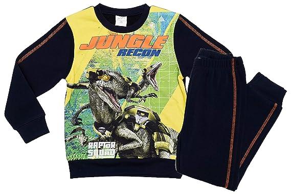 Jurassic World - Conjunto de chándal para niños (Tallas 3 a 8 años ...