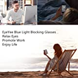 Computer Reading Glasses Blue Light Blocking Reader