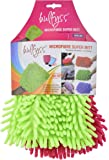 Bulfyss Pack of 2 Microfiber Dusting Cleaning Glove for Home Office Kitchen Hotel (Assorted Colours)
