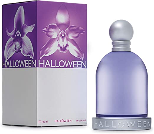 Halloween By Jesus Del Pozo For Women Spray 3 4 Ounces