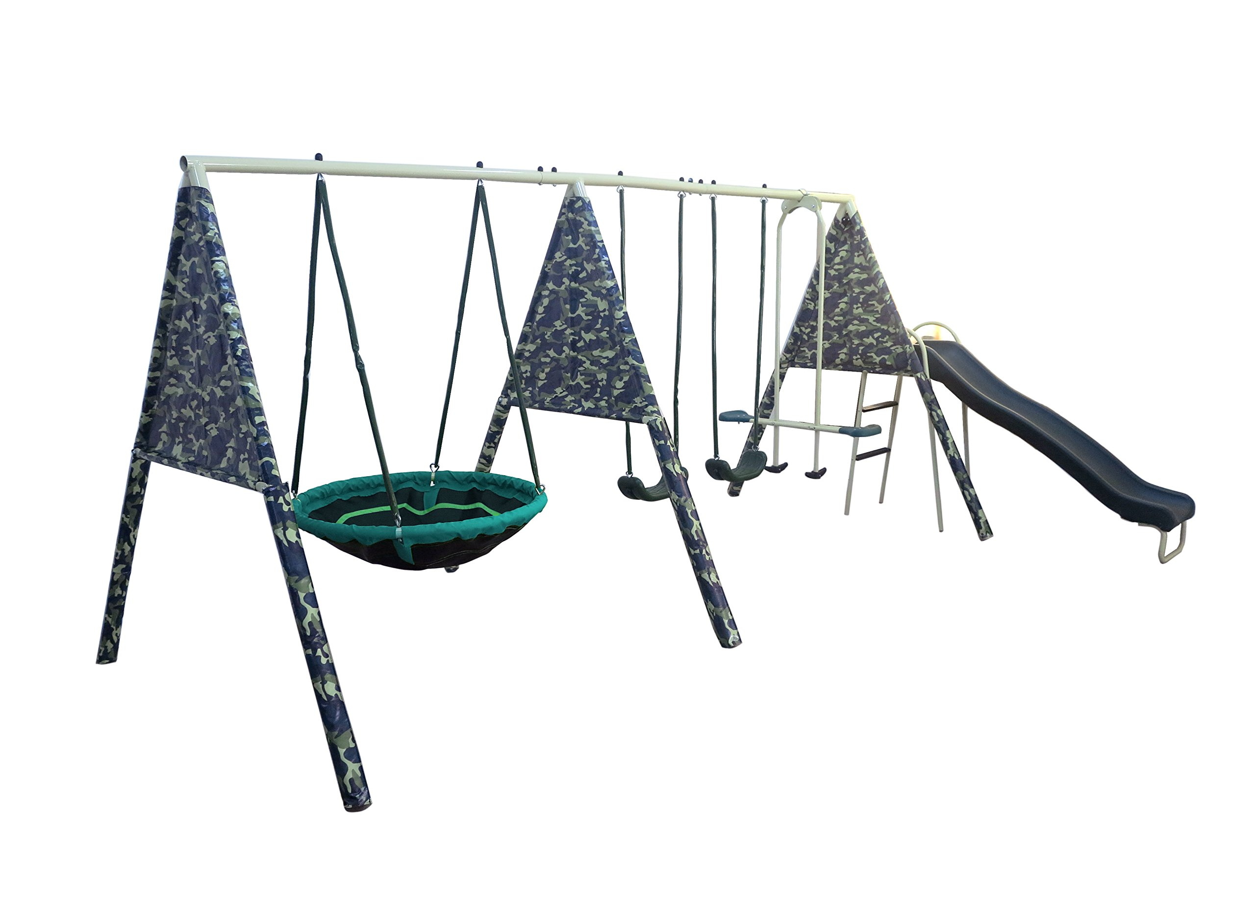 XDP Recreation ''Camo Commander Swing Set by XDP Recreation (Image #2)