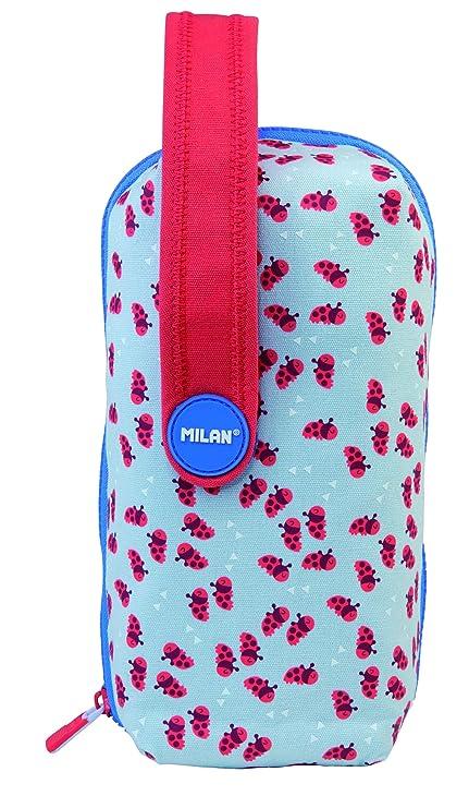 Amazon.com: MILAN Pencil Cases, Blue (Azul): Amazon Global ...