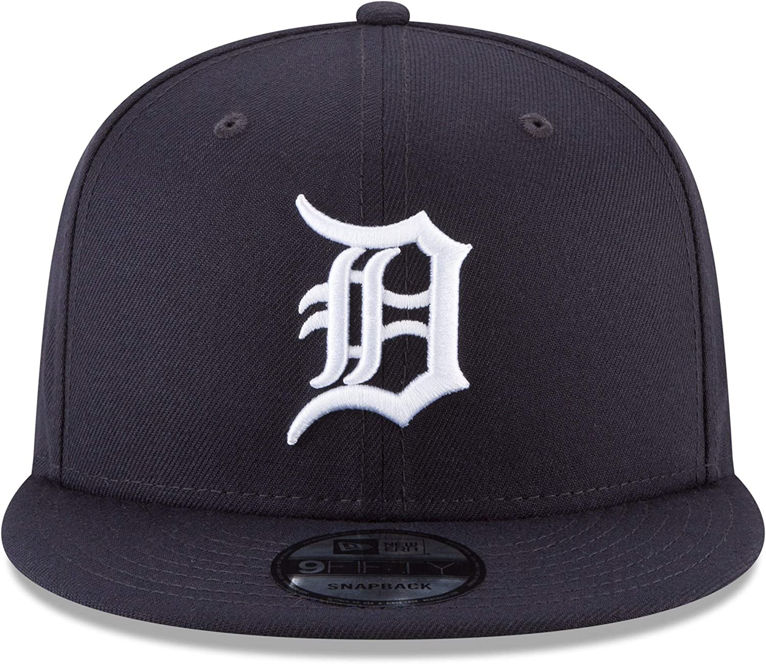 Detroit Tigers schwarz New Era 9Fifty Snapback CORD Cap