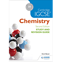 Cambridge IGCSE Chemistry Study and Revision Guide (Igcse Study Guides) (English Edition)