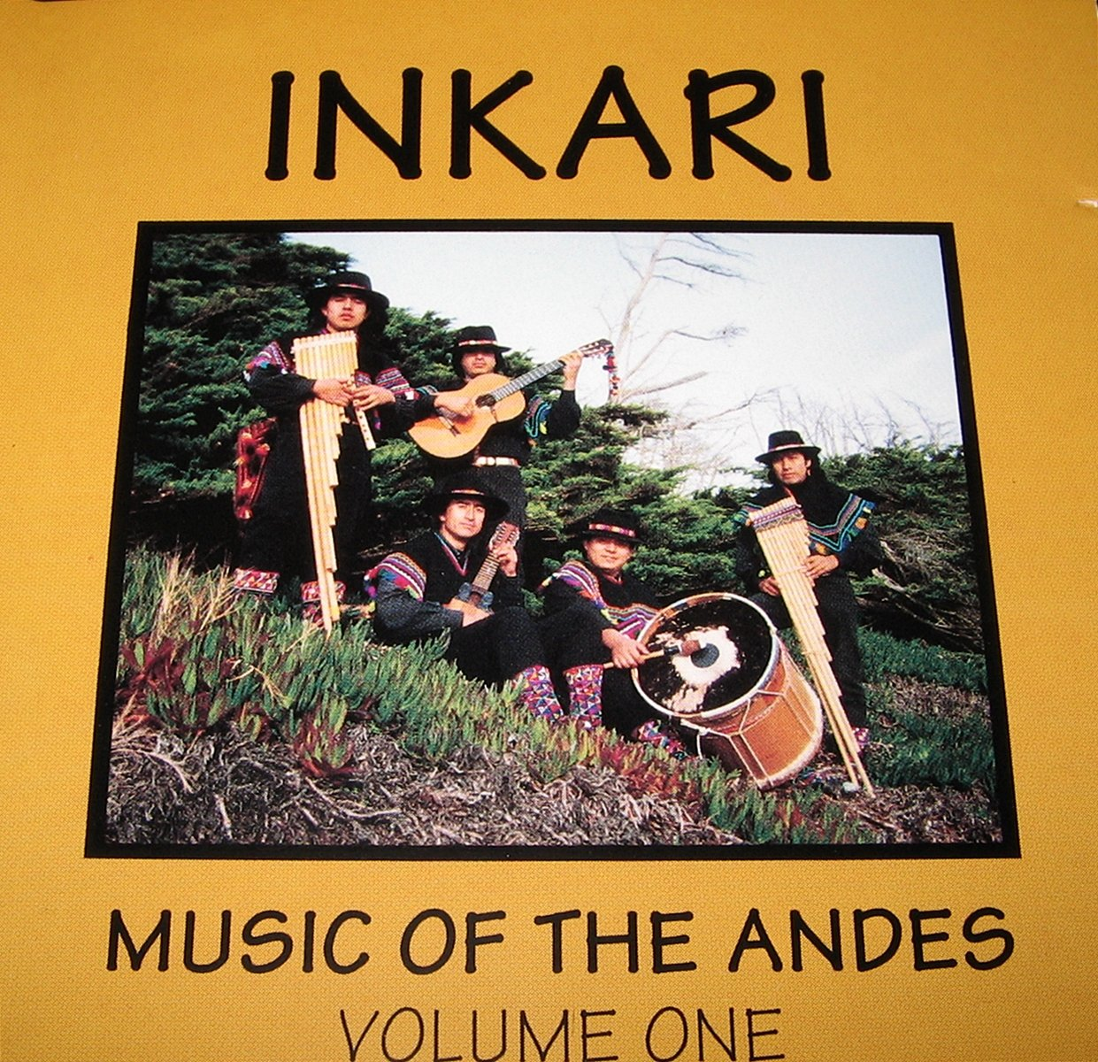 Music Of The Andes Vol 1