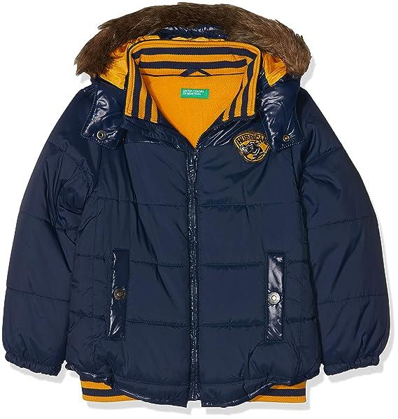 United Colors of Benetton Jacket, Chaqueta para Niños: Amazon.es: Ropa y accesorios