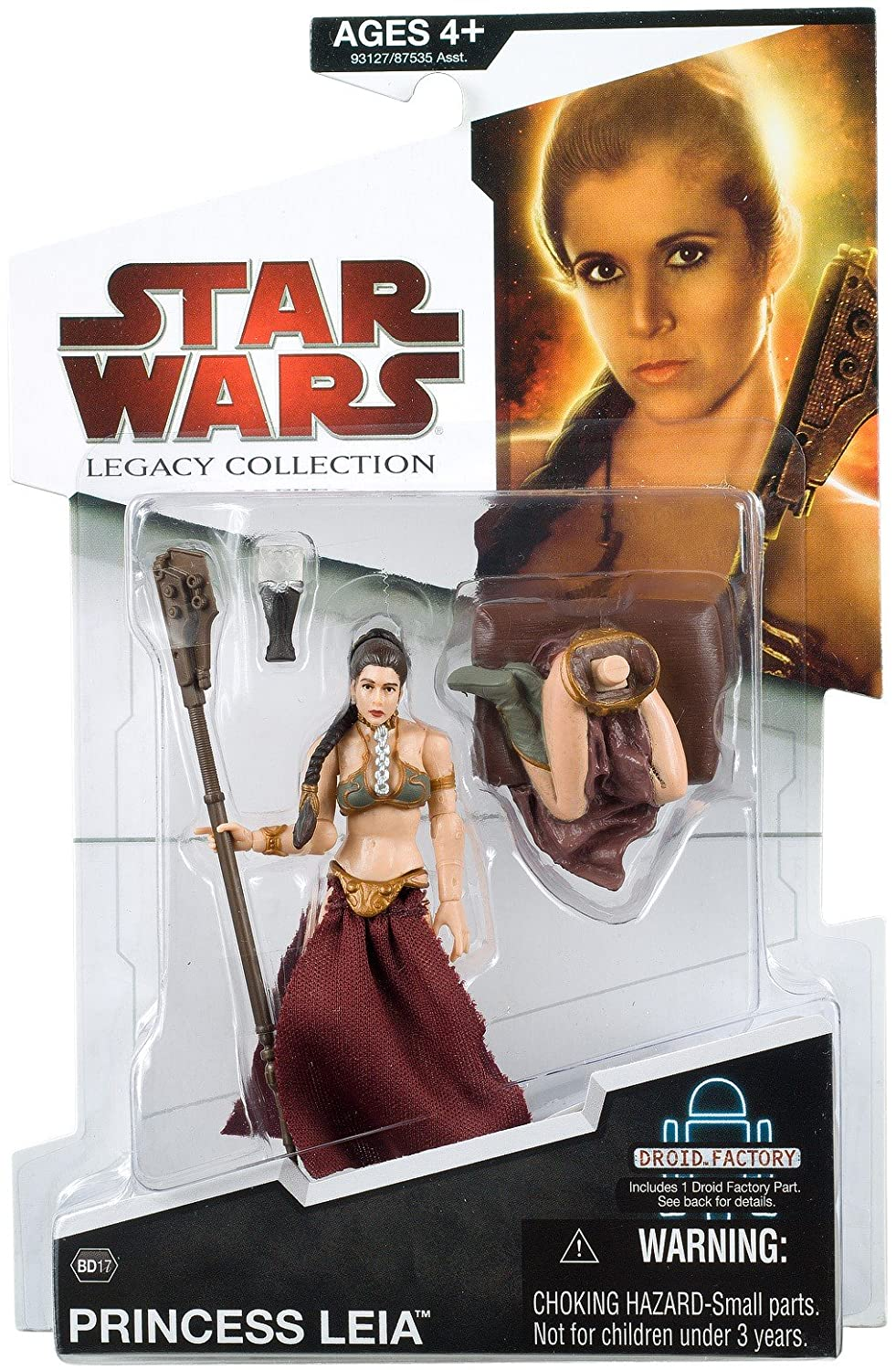 Star Wars 2009 Legacy Collection BuildADroid Action Figure BD No ...