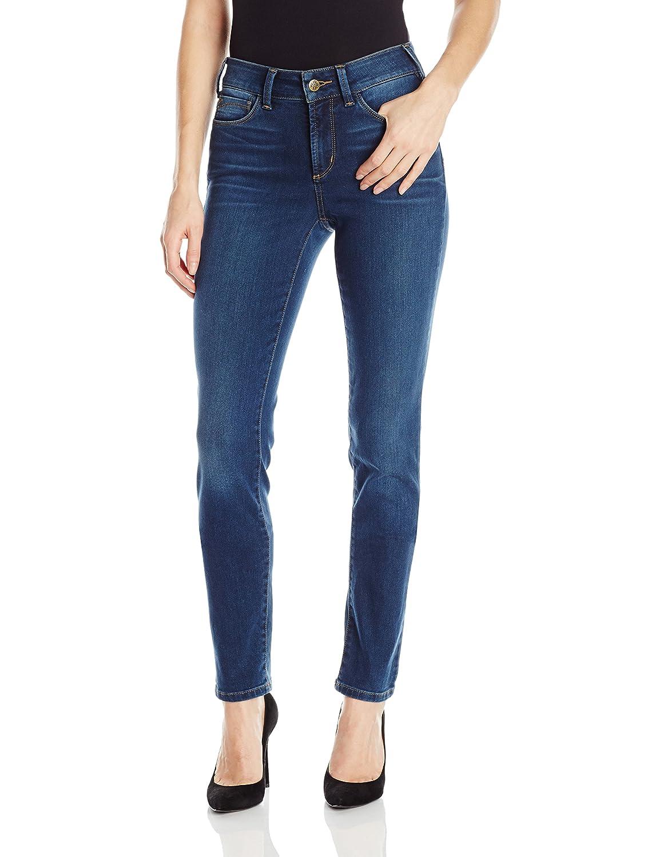 NYDJ womens Uplift Alina Legging Fit Skinny Jeans in Indigo Future Fit Denim NYDJ Women' s Collection MARJ1436