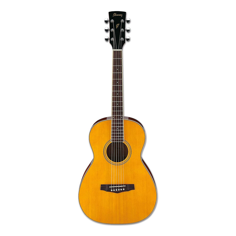 ibanez pn15 atn 3 4 natural acoustic guitars travel