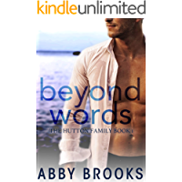 Beyond Words (The Hutton Family Book 1) book cover