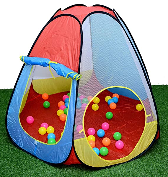 Toys Bhoomi Kids Activity Play Centre Playhouse Tents for Boys & Girls Gifts