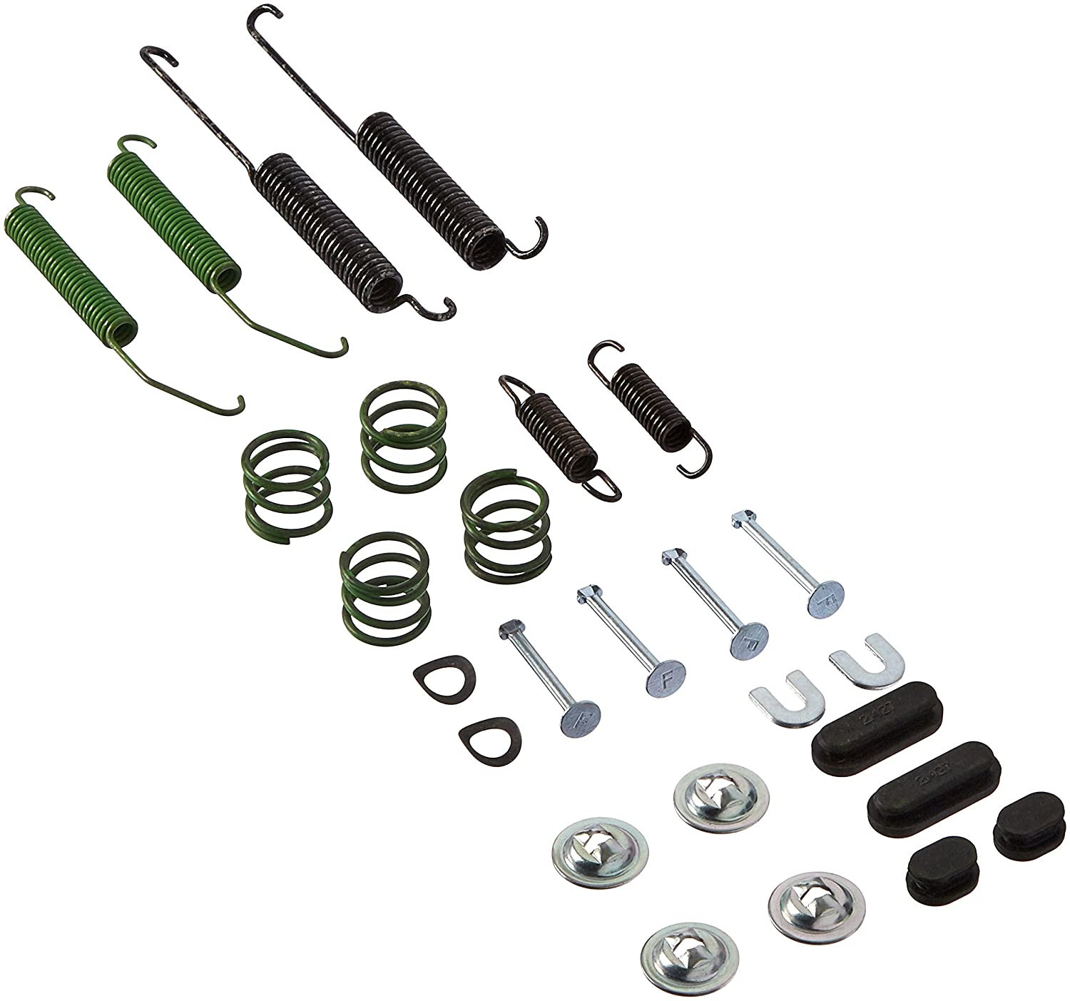 Wagner H17272 Drum Brake Hardware Kit, Rear