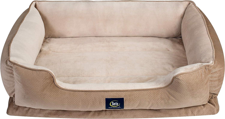 Serta Ortho Cuddler Pet Bed