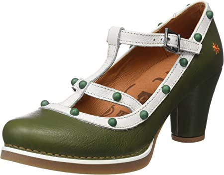 Art 1076a Memphis St. Tropez, Zapatos de tacón con punta cerrada para Mujer, ,