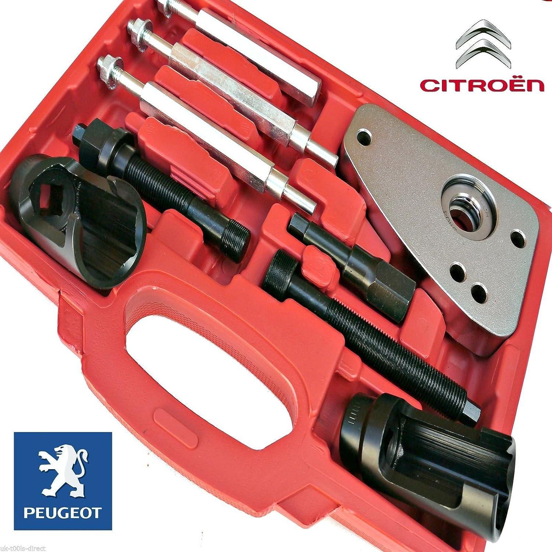Extracteur d'Injecteur diesel pour Peugeot Citroen 2.0 2.2 HDI Mekanik