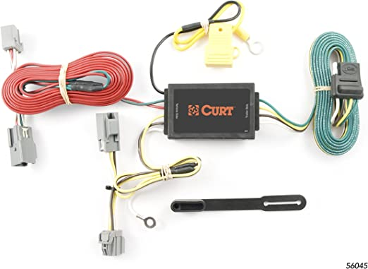 2010 Volvo Xc90 Trailer Wiring Harness