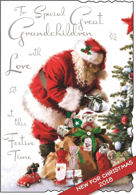 Auguri Di Natale Per Nipoti.Auguri Di Natale Per Nipoti Renna Carina Pinguini Buca Delle Lettere 19 X 13 Cm Amazon It Casa E Cucina