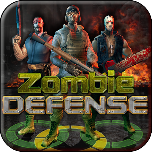 Zombie Defense (The Best Defense Games)