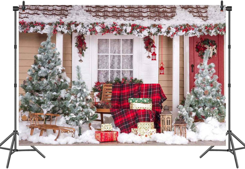 Daniu 2 1 X 1 5 M Weihnachts Hintergrund Für Fotografie Kamera